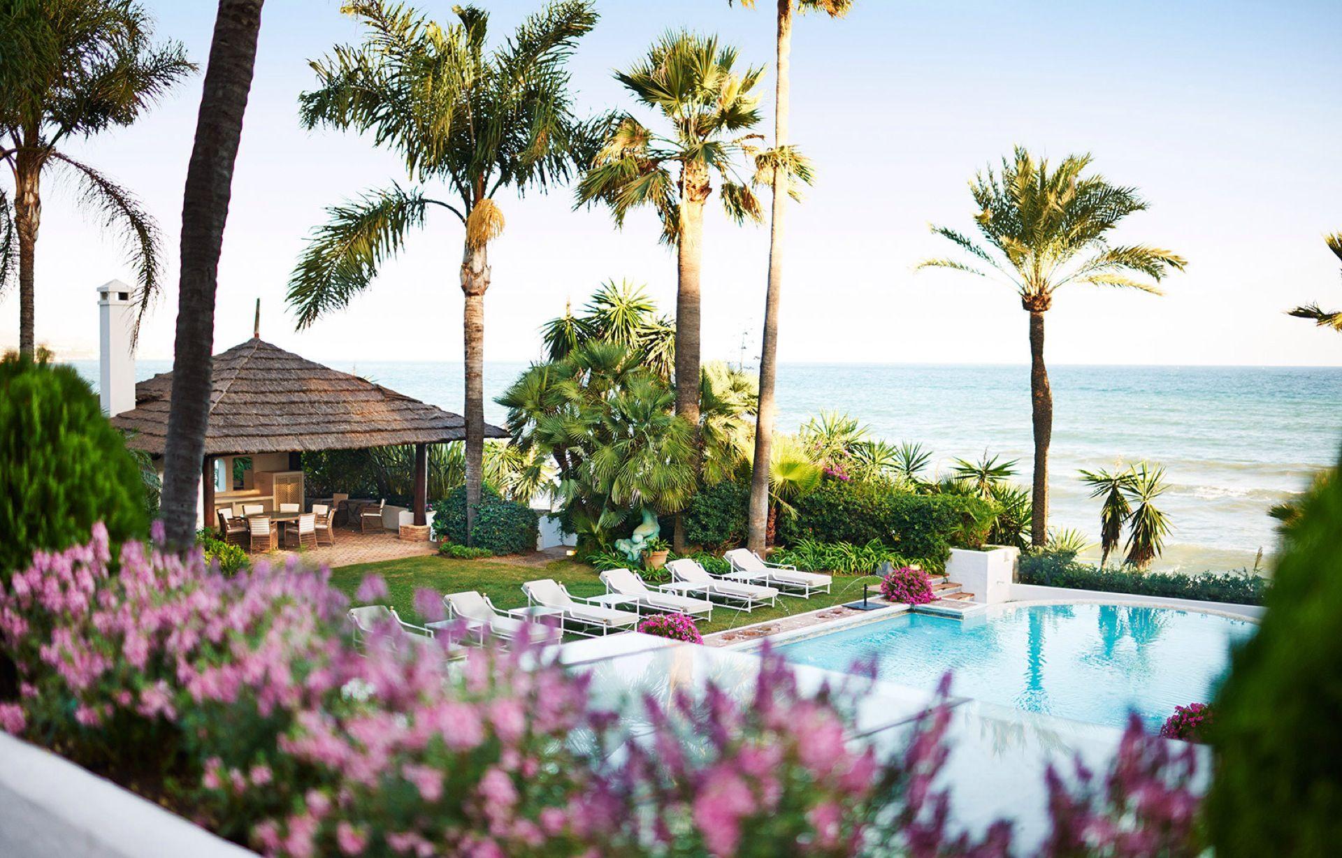 Marbella Club Hotel In Marbella Andaluc A Places I Ve Been  # Muebles Lola Mora Bahia Blanca