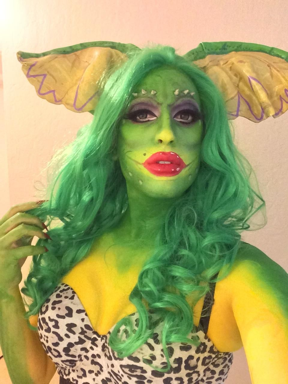 awesome costume.female gremlin   childhood memories   Pinterest ...