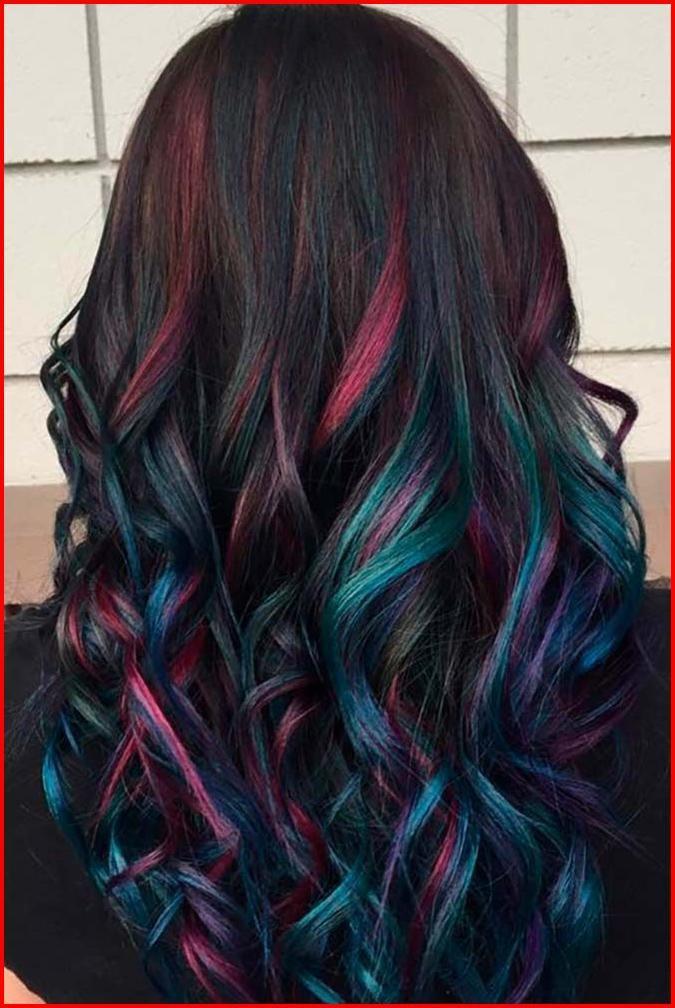 Helle und verrückte Haarfarben zum Ausprobieren, wenn Sie sich trauen - Hair Art