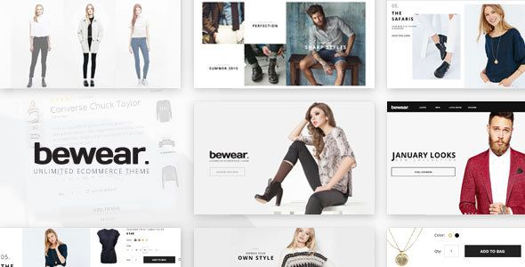 Bewear - Fashion LookBook WooCommerce Theme  -  https://themekeeper.com/item/wordpress/bewear-fashion-lookbook-woocommerce-theme