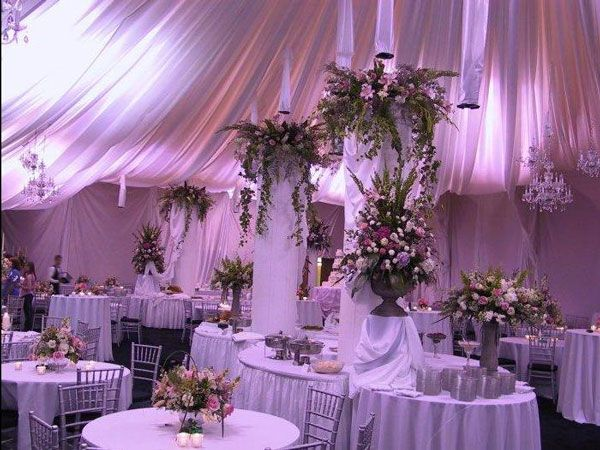If Your Having A Winter Wedding Elegant Centerpieces On Reception Tables Doesnt Have To Be Expensive Or Cheap Looking