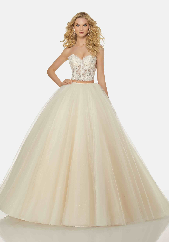 Glamorous Randy Fenoli Wedding Dresses for the Elegant Bride ...