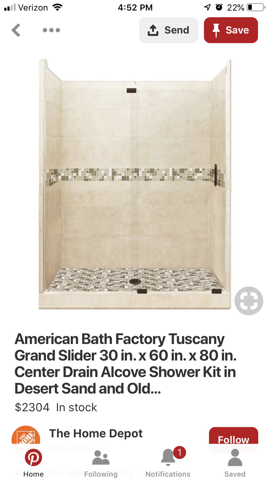 Pin By Jamie Ringhofer On Favorites Alcove Shower Kits American