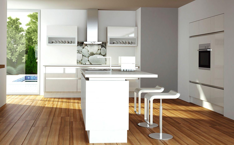 Bluehaus Interiors | Contemporary kitchen, Free kitchen design