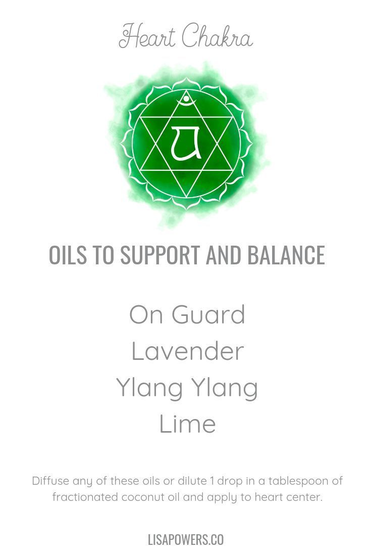 Our chakras are major energy centers that help us to bring in and transmute energy. When a chakra is...