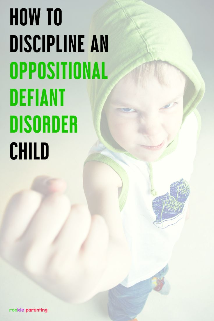 How to Deal with Oppositional Defiant Disorder How to Deal with Oppositional Defiant Disorder new pics