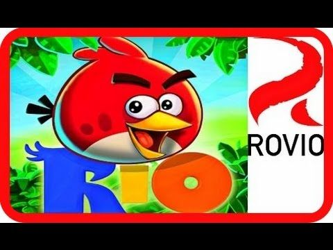 Angry Birds Online Games Episode Angry Birds Rio Golden Fruit Banana L Angry Birds Birds Online Birds