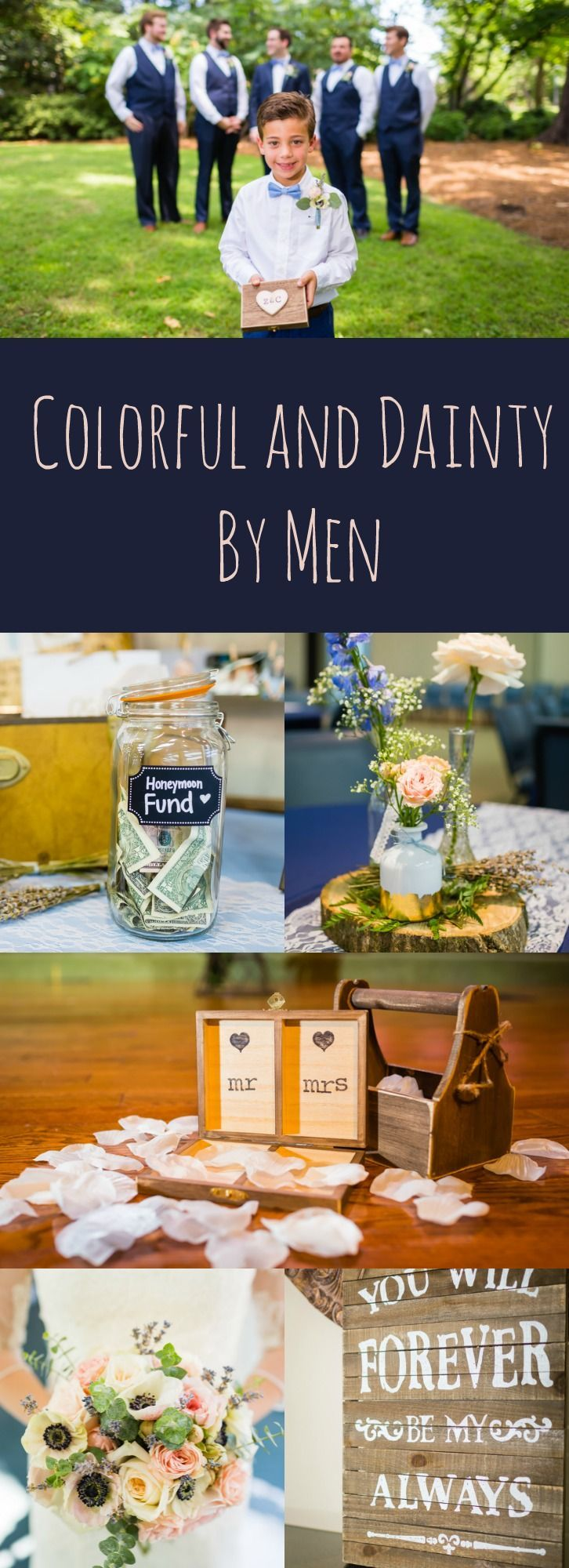 Colorful And Dainty By Men Wedding SongsSummer