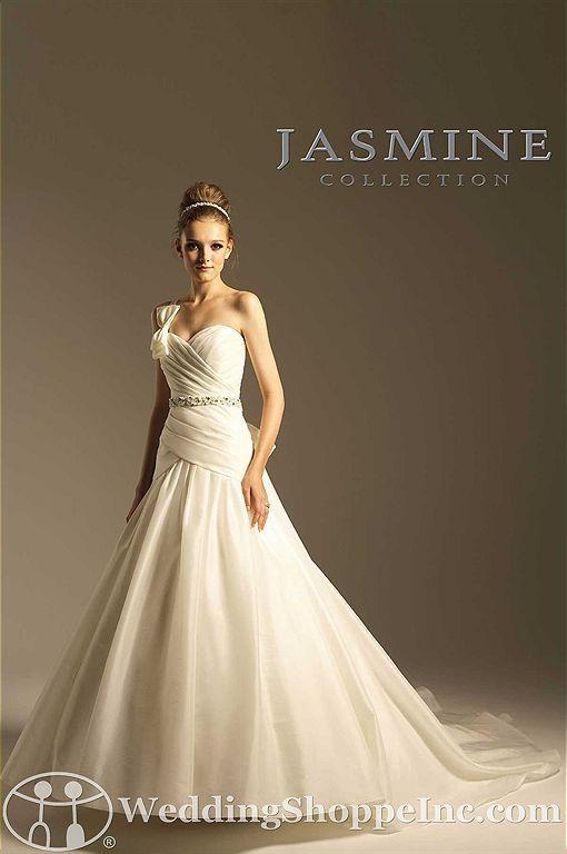 Bridal Gowns Jasmine  F407 Bridal Gown - Leesburg Bridal, $730