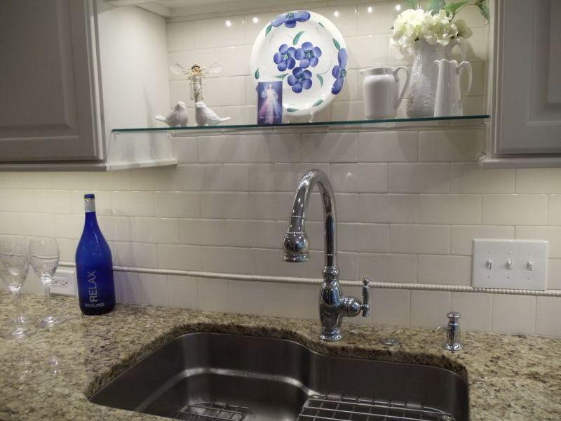 Pictures Of Subway Tile Backsplash Kitchen Sink  Kitchens Extraordinary Menards Kitchen Sinks 2018