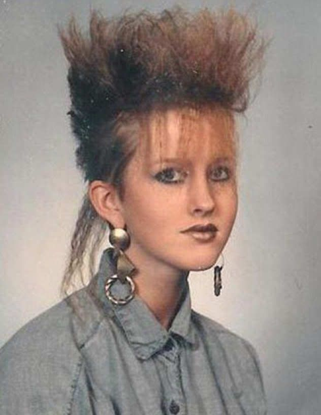 Image Result For 80s High School Yearbook Pictures