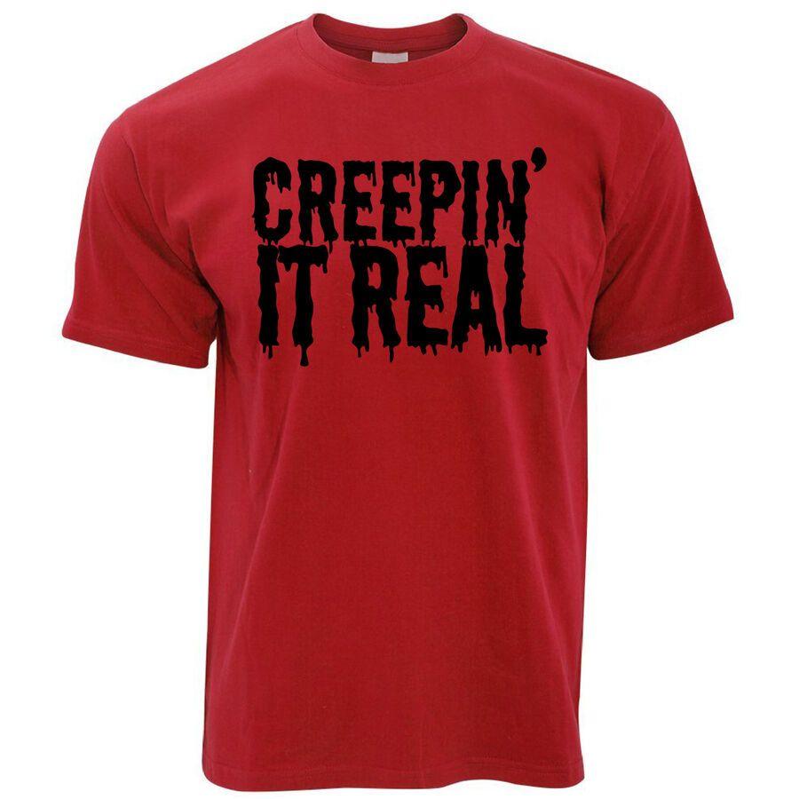 Halloween T Shirts Funny Fancy Dress Costume Spoof Joke Novelty