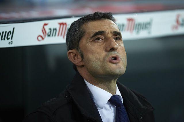 Berita Bola Terupdate: Valverde: Barca Masih di Puncak ...