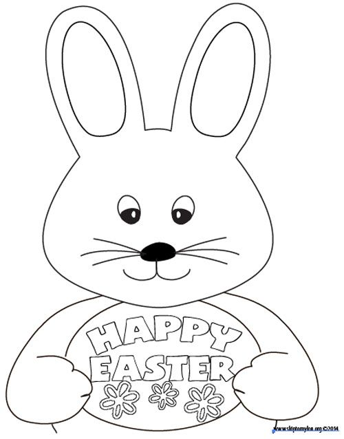 Free Easter Coloring Page Bunny Coloring Pages Easter Bunny Colouring Free Easter Coloring Pages