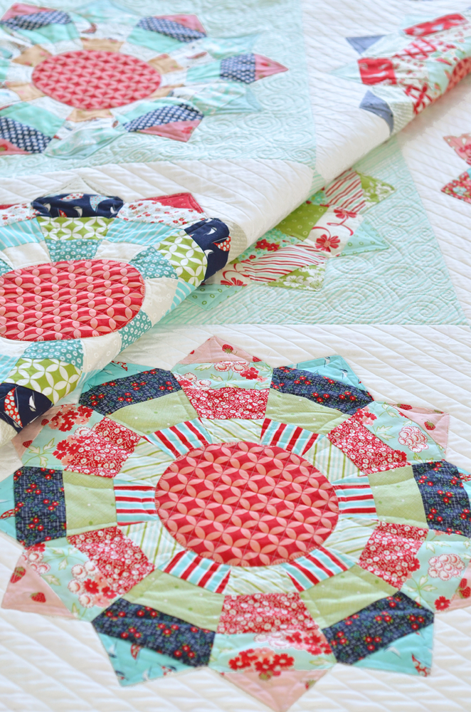 Piccadilly Circus - Quilt Pattern - Thimble Blossoms - Pattern #186 ...