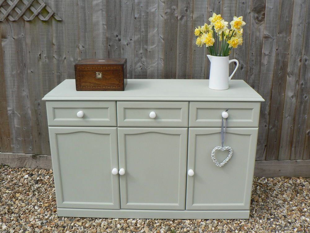 Credenza Fai Da Te Shabby : Chateau chic not shabby sideboard painted in annie sloan french
