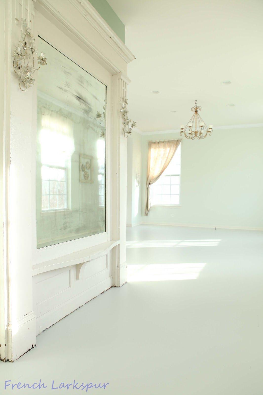 Diy Painting Hardwood Floors Step By Step Tutorial On Prepping
