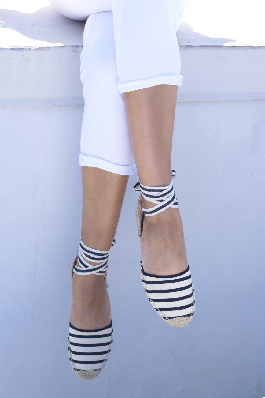 The 25+ best Striped espadrilles ideas on Pinterest ...