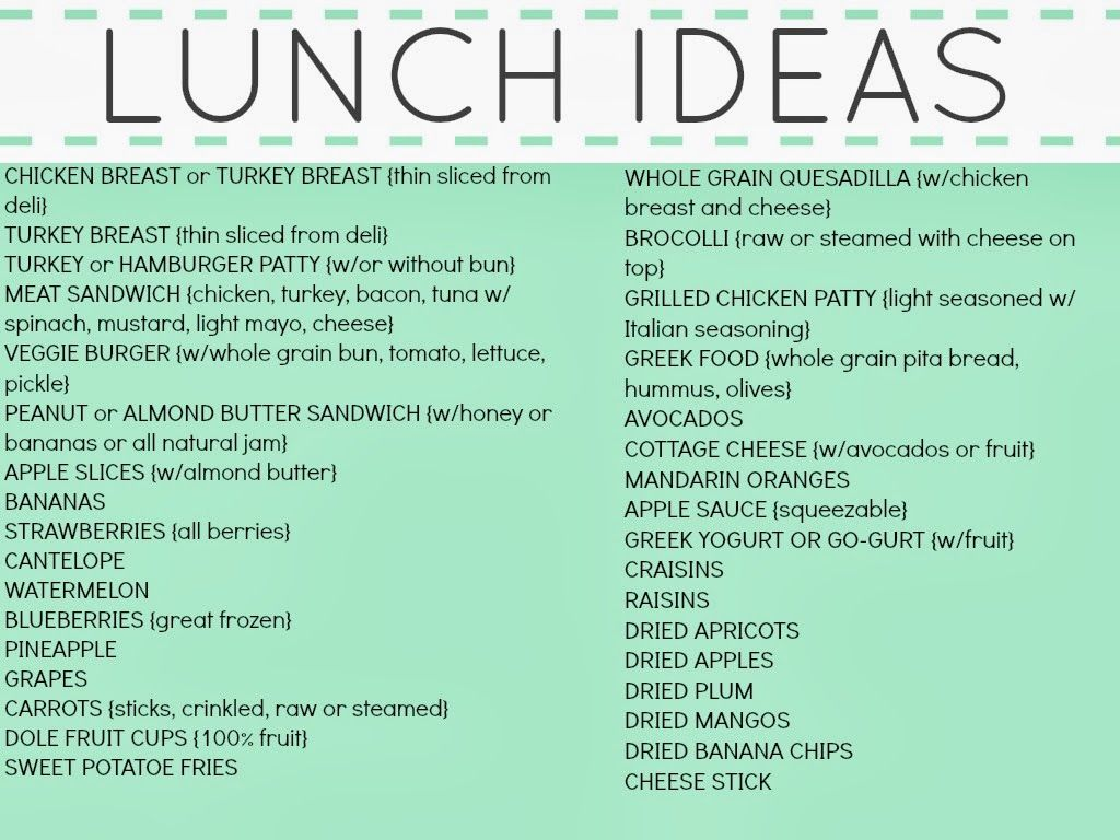 lunchideas.jpg 1,024×768 pixels Clean eating lunch