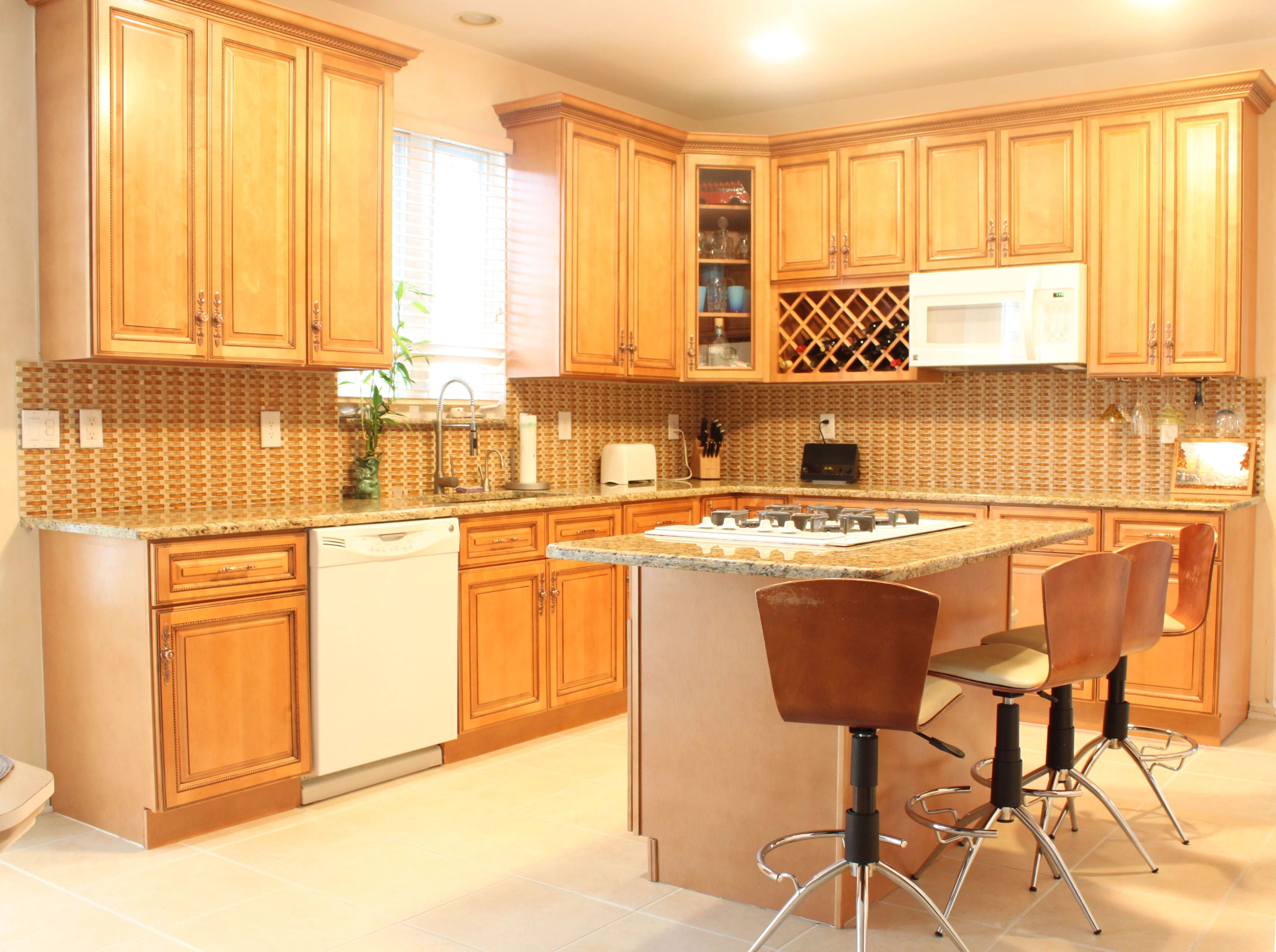 Pre Made Kitchen Cabinets From Premade Kitchen Cabinets Kitchen Cabinets Home Kitchens Kitchen