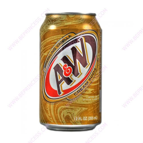 B E Princess A W Cream Soda Cream Soda Alcoholic Butterbeer