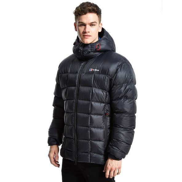 official images buying now cute cheap Berghaus Popena Hooded Hydrodown Jacket   JD Sports ...