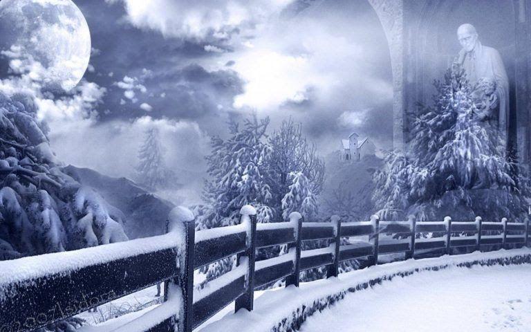 Winter Trees Winter Scenery Free Winter Wallpaper Winter Wallpaper Desktop