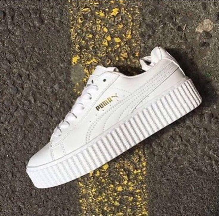 chaussure puma femme 2017 blanche