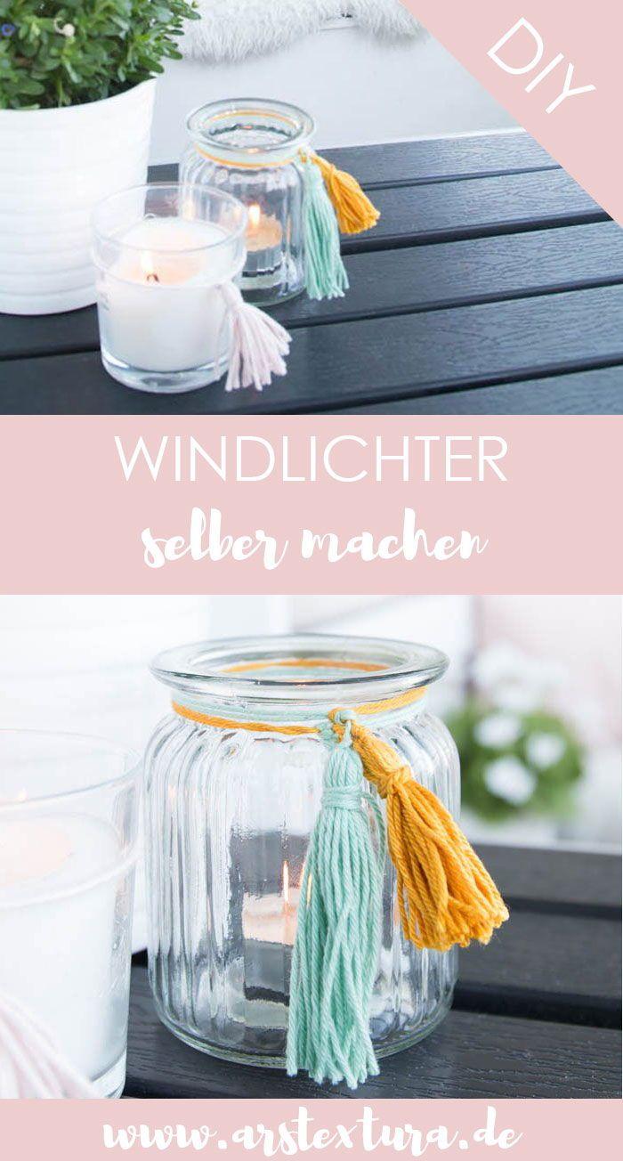 Deutschland-Windlichter für deine WM-Party | ars textura – DIY-Blog  fruhling hochzeitsmotto