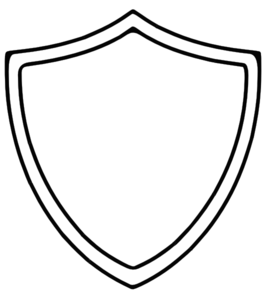 ctr shield coloring page.html