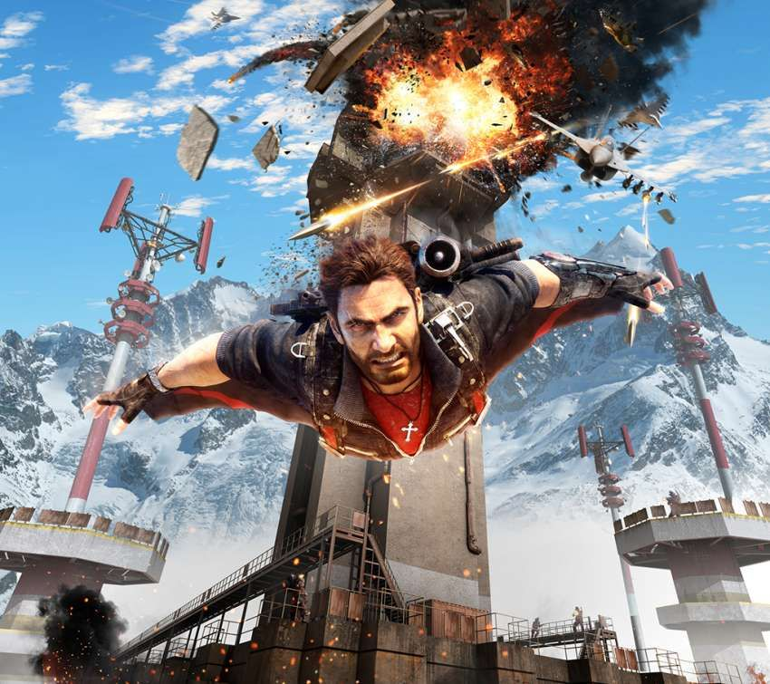 Page 2 Just Cause 3 Fabric Poster Video Game Posters