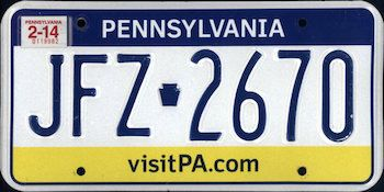 How To Get A Copy Of Your Registration In Pa