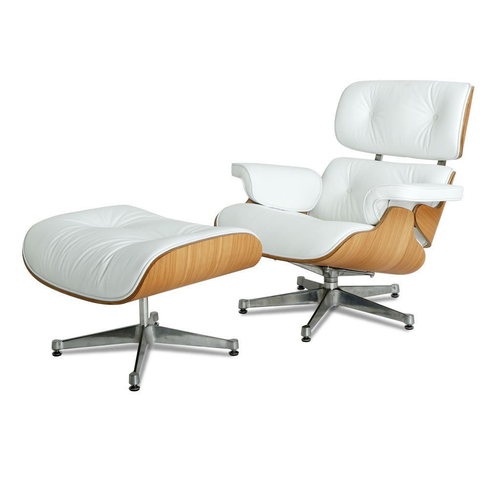 This Eames Relax Replica Lounge Chair And Ottoman Famously Made A Tv Appearance On The Arlene Francis Eames Style Lounge Chair Lounge Chair Eames Lounge Chair