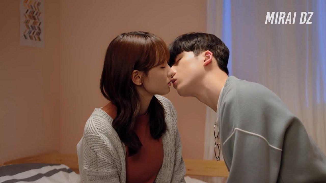 المسلسل الكوري ربما نعم و ربما لا الحلقة 7 Couple Photos Scenes Photo