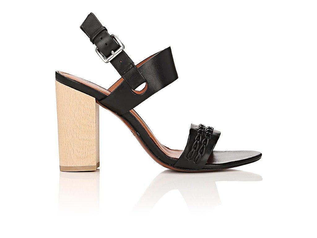 Derek Lam 10 Crosby Dereklam10crosby Shoes Leather Sandals Shoes Womens Heels