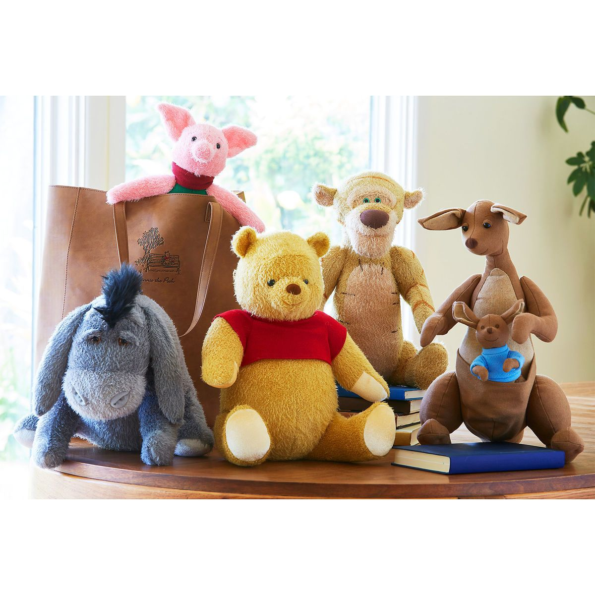 Tigger Plush – Christopher Robin – Medium | Winnie the pooh