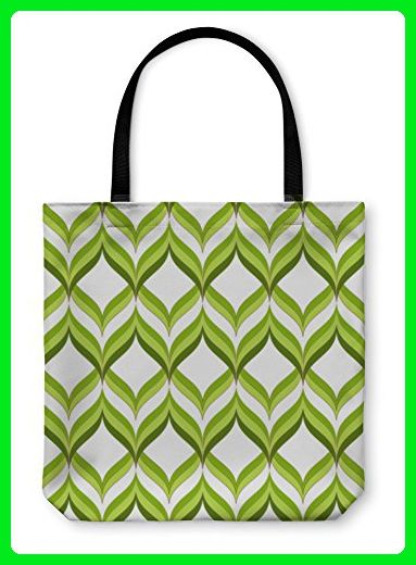 Gear New Tote Bag Shoulder Hand Retro Wallpaper Large
