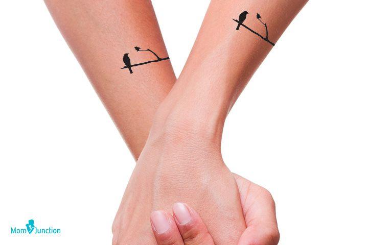 35 Unique Mother Daughter Tattoo Ideas