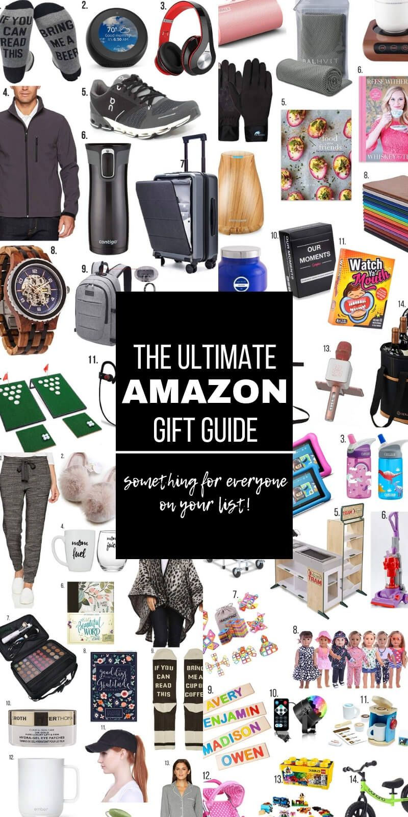 The Ultimate Amazon Gift Guide Style Your Senses Best Amazon Gifts Diy Gifts For Him Amazon Christmas Gifts