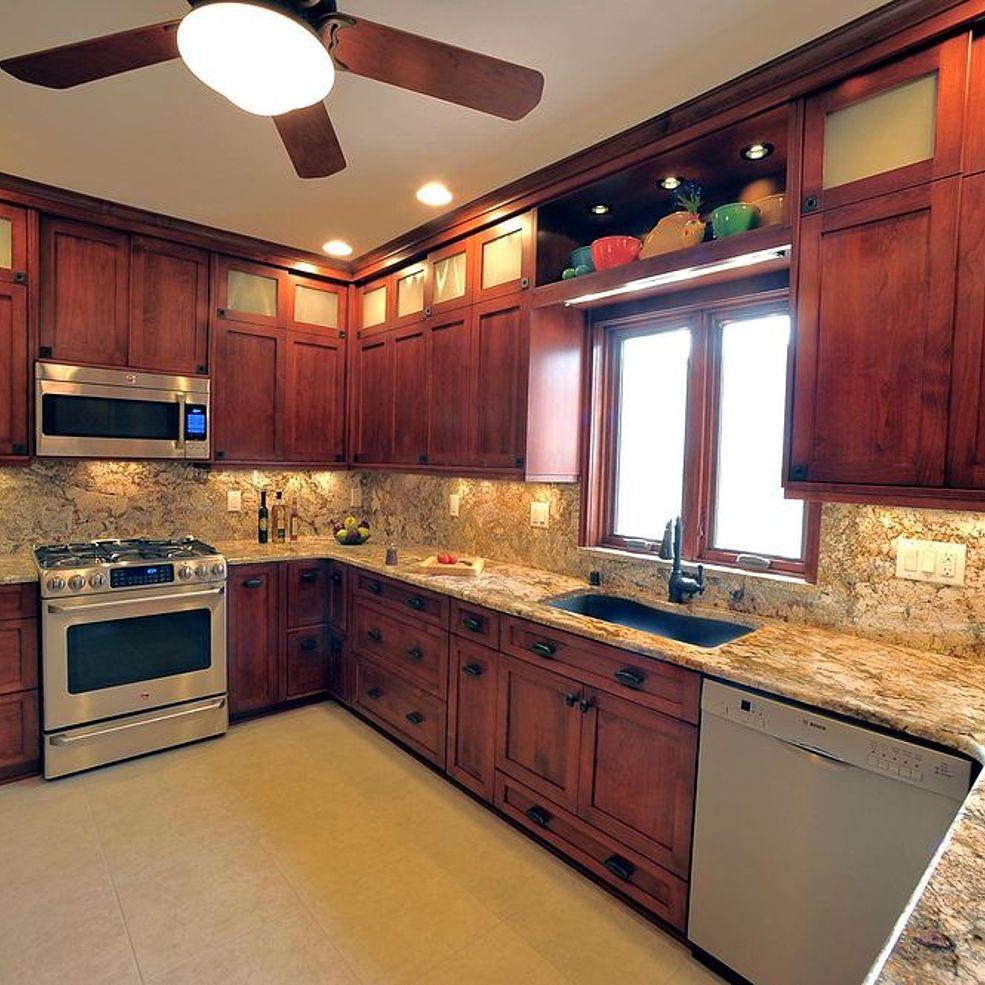 Home Kitchen Remodel: 1920's Bungalow Granite Kitchen Remodel In 2019