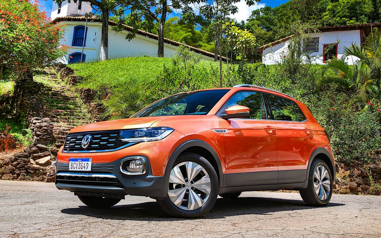 Volkswagen T Cross Precios Versiones Y Equipamiento En Colombia