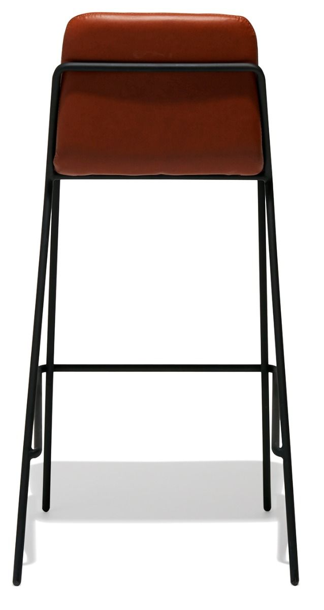 Prime Sling Bar Stool Leather In 2019 Counter Stools Leather Caraccident5 Cool Chair Designs And Ideas Caraccident5Info
