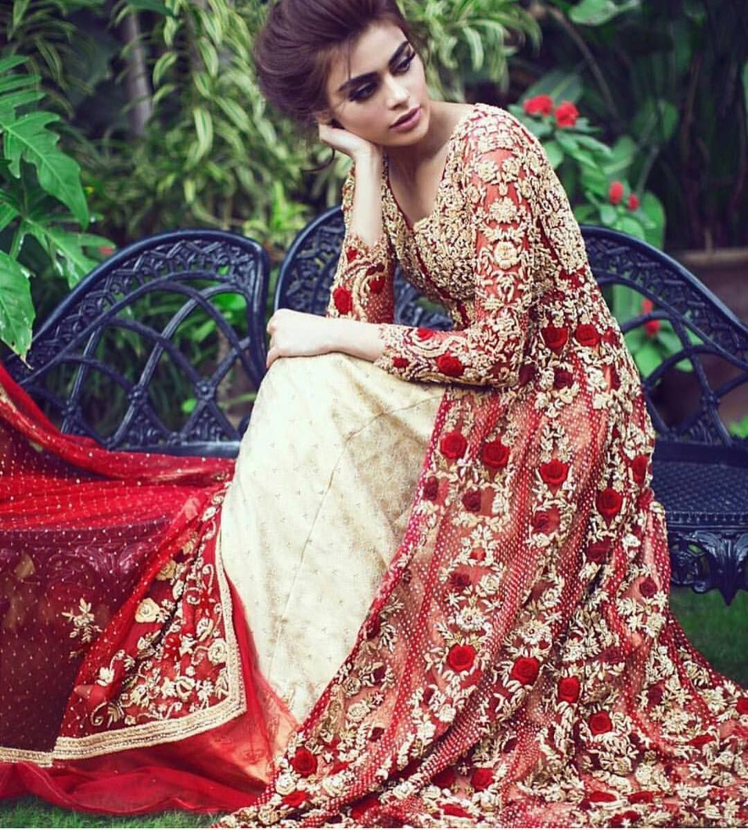 Red dress instagram dm