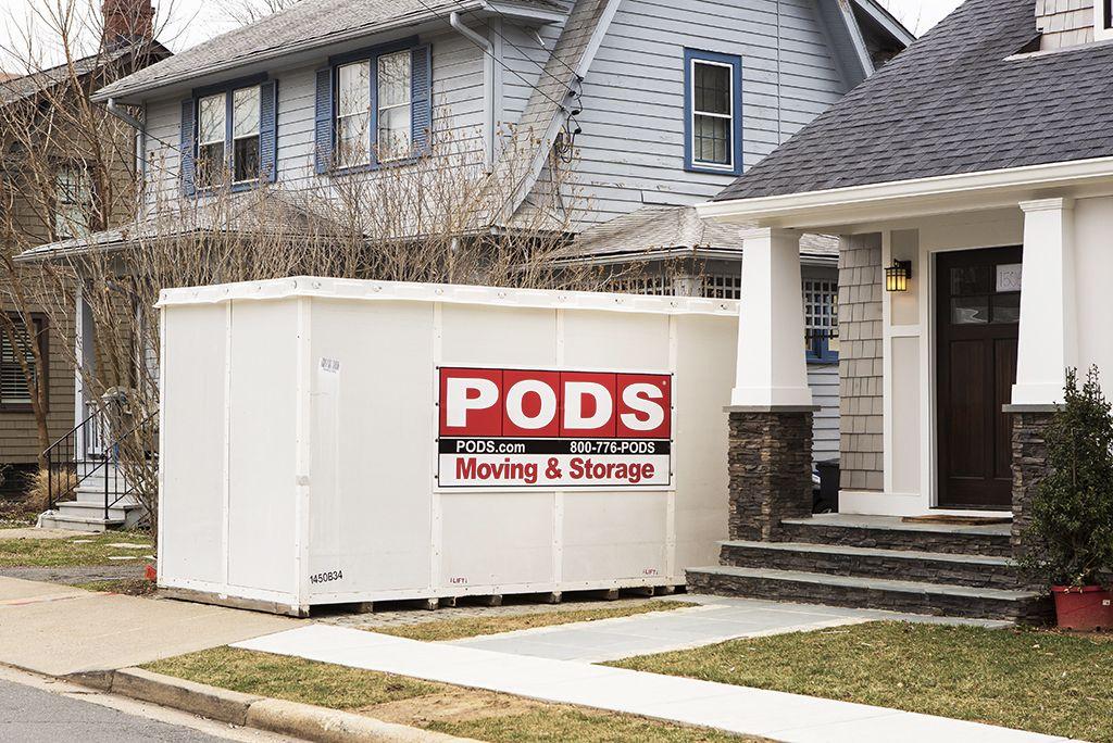 Pod moving boxes