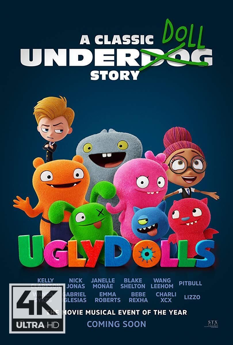4k Ultra Hd Uglydolls 2019 Watch Download Uglydolls 2019 Watch Now For Free Movies Film Movie Cinema Films Actor Hollywood Love 画像あり 映画 スリラー アベンジャーズ