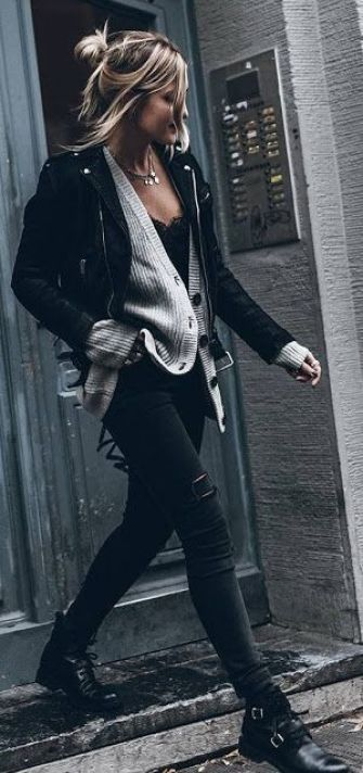 10 Edgy Outfit Ideas You Need To Know About - Society19