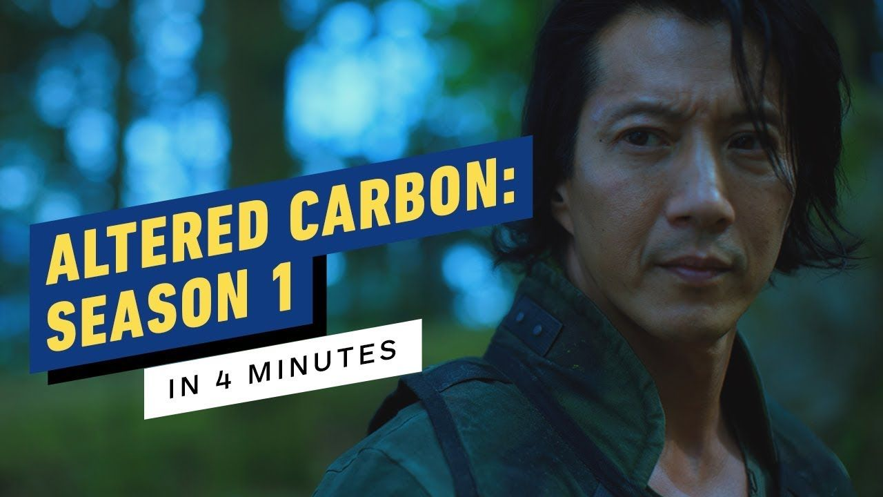 Altered Carbon Season 1 Story Recap In 4 Minutes In 2020