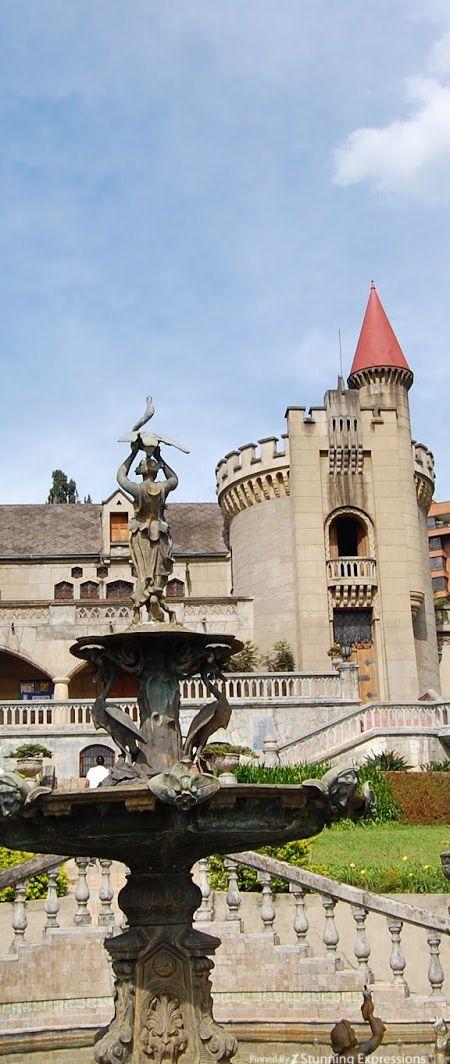 El Castillo - Museum, Medellin | Colombia