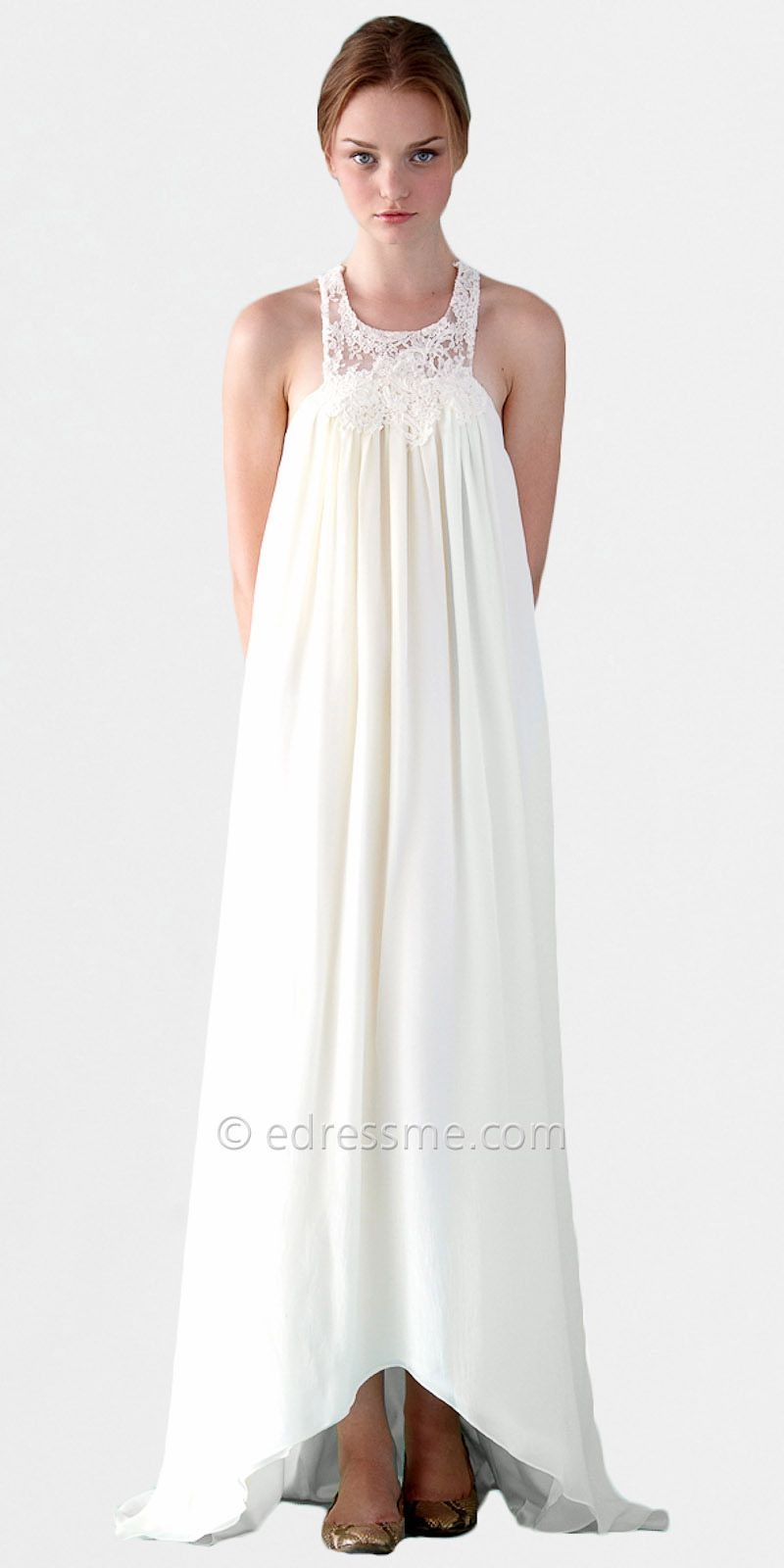 Wedding dresses for thin figures maybe with a skinny white or silverbelt to make it more figure