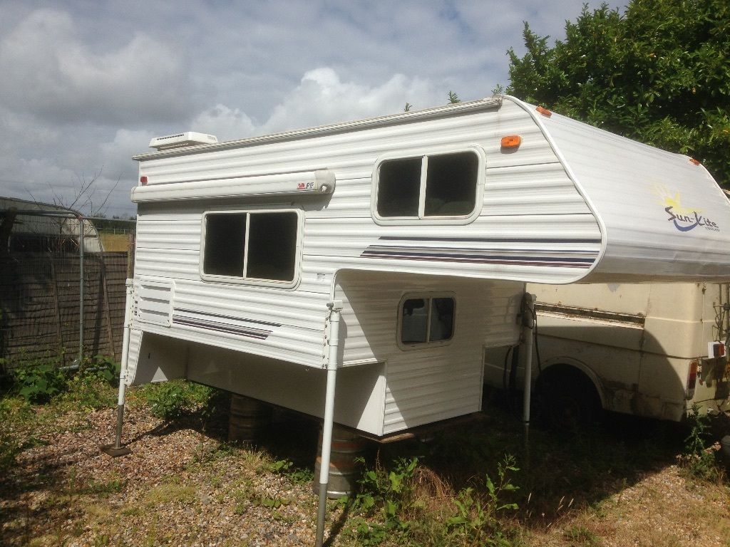 Sun valley demountable camper made for any American pick